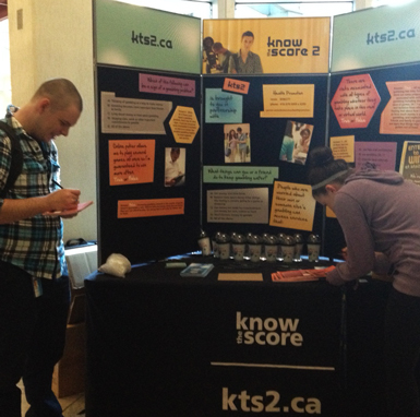 Ryerson kt2 display